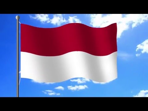 Bendera Merah Putih Animasi Hd Youtube