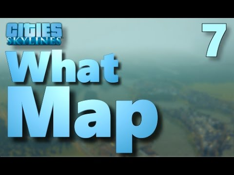 Cities Skylines - What Map? - Map Review - Part 07 | Ruins on the Hills, Seenu, Delta Range Enhanced