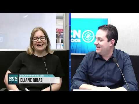 RCN Negócios entrevista Elaine Ribas (Sábado 07/11/2020