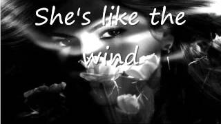 shes like the wind (lyrics)