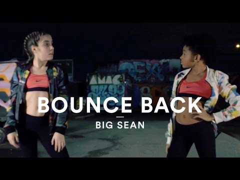 Big Sean - Bounce Back | Deja Carter Choreography...