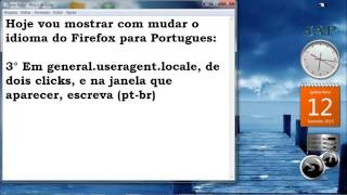 Mudar Idioma Do Firefox