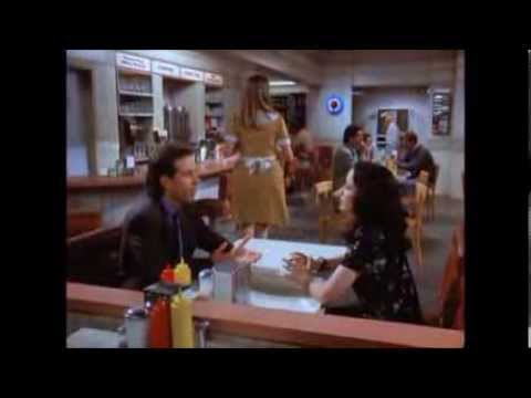 Seinfeld - Falling in love with someone who's just like you