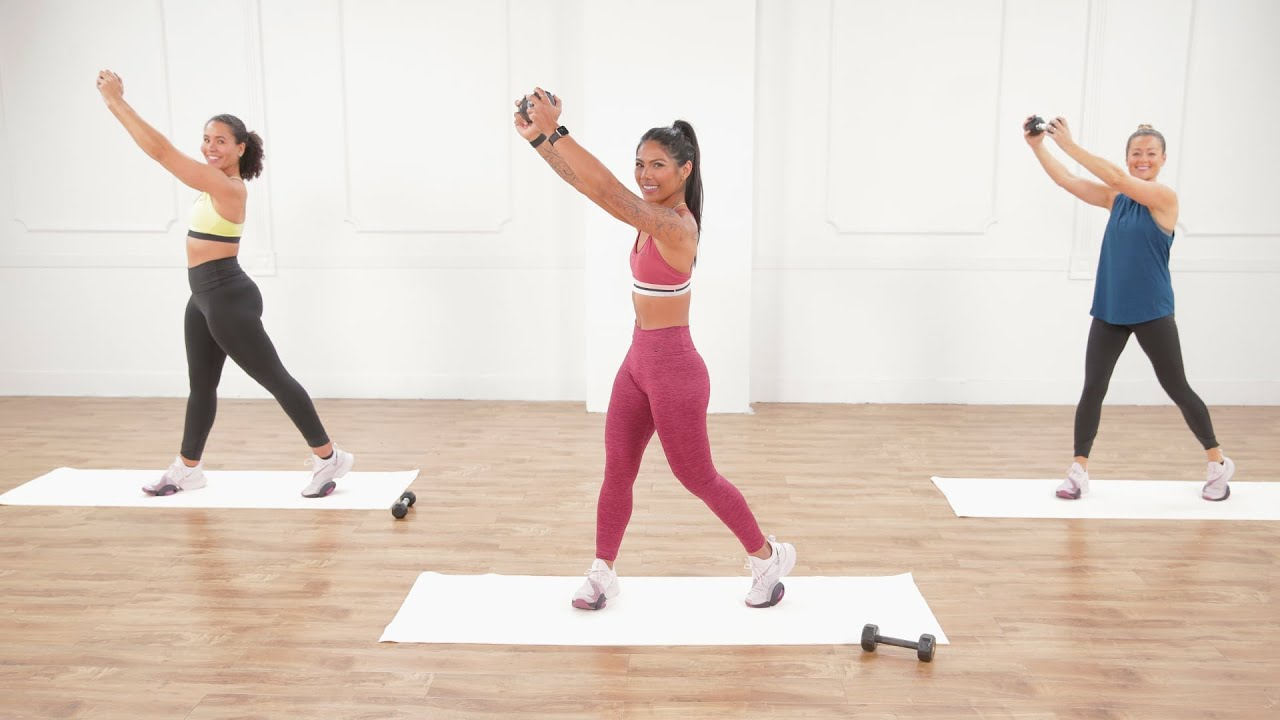 Download 35-Minute Nike HIIT Workout