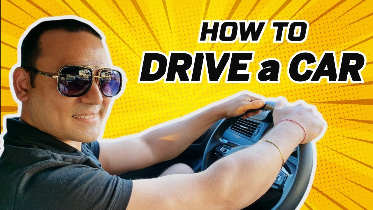 Learn to DRIVE an AUTOMATIC car - Simple and Easy steps ...