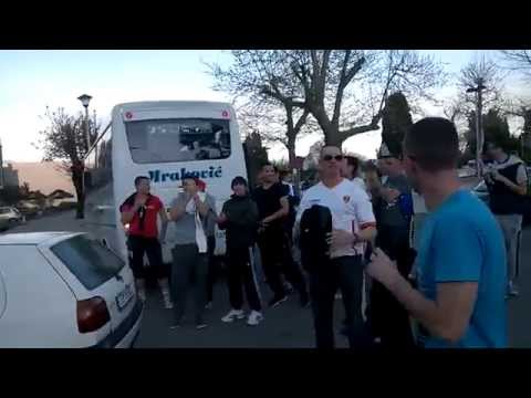 zabjelo - Iskra 0:1 , povratak u Danilovgrad