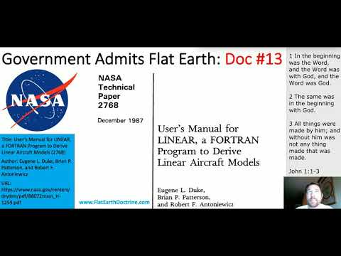 44 Government documents admit FLAT EARTH(Mirrored) thumbnail