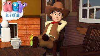 Il Cowboy Piero - Canzoni Per Bambini