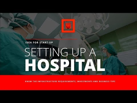 Startup Idea | Setting up a Hospital | By COO Galaxy Hospital, Varanasi