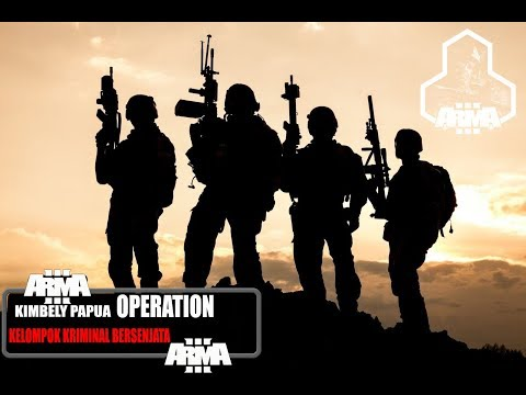 Arma 3 operation kimberly mimika papua [ Sp scenario mission ]