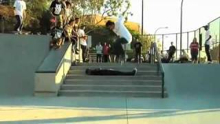 Paul Rodriguez - Culver Citys Drop-in