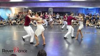 Capital Latina band - Salsa performance
