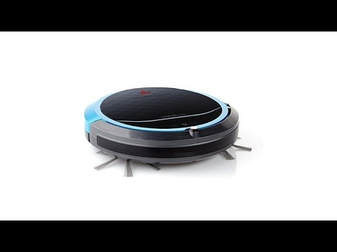 BISSELL SmartClean Robotic Vacuum with Remote Control