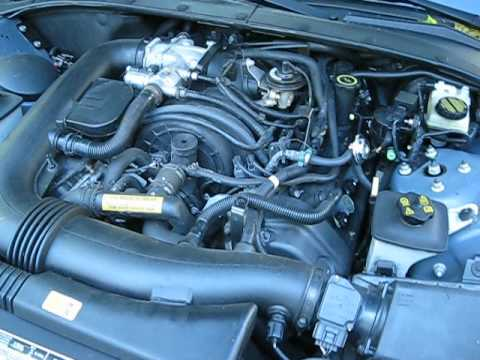 Watch on 2000 lincoln ls v6 engine