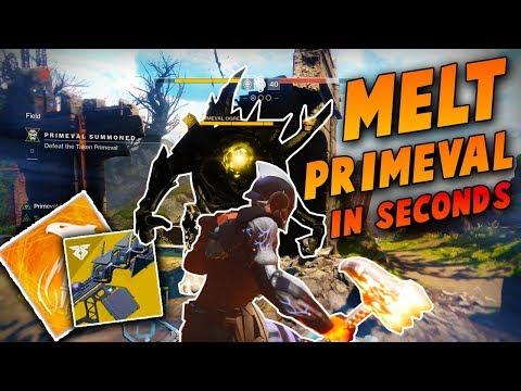 How to Melt Primevals in Seconds! Gambit Easy Boss Kills & Tips for Winning! (Destiny 2)