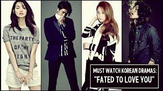 Video Korean Dramas: Fated to Love You download MP3, 3GP, MP4, WEBM, AVI, FLV April 2018