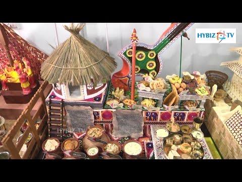 Gujarati Hodka Dish Indian Regional Cuisine - Hybiz.tv