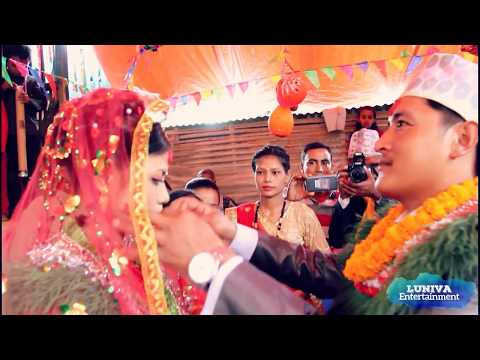 aruna & Saroj wedding || sahana sakdina ma...