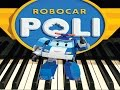 Download Robocar Poli  ♫ 로보카 폴리 ♫ Theme Song (Piano Version) MP3 song and Music Video