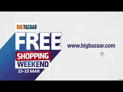 Pre-Book The Offer | Free Shopping Weekend | #FreeWaliKhushi