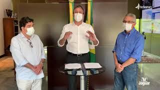 O Projeto de lei aumentando de 5% para 15% dos recursos do ICMS foi encaminhado aos municípios ceare