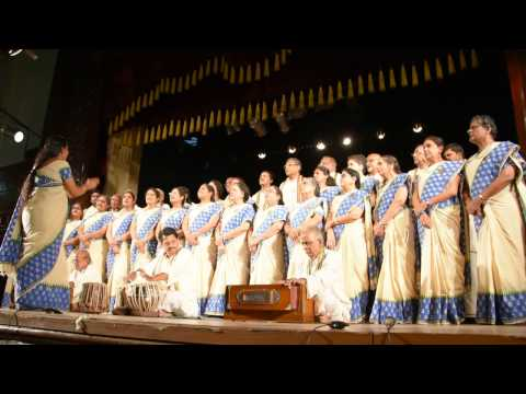 Madras Youth Choir at Government Museum Theatre 3-18-17