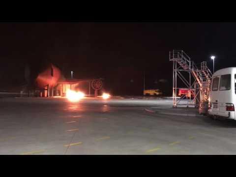 Melbourne Airport Fire Rescue