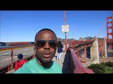 American Road Trip Vlog: Episode 4- San Francisco GOLDEN GATE BRIDGE and ALCATRAZ ISLAND is AMAZING!