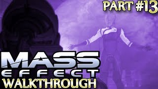 Mass Effect Walkthrough ▪ Insanity, Soldier Ⓦ Part 13: Therum, Saving Liara