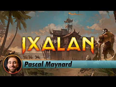Channel PMayne - Ixalan Draft #2
