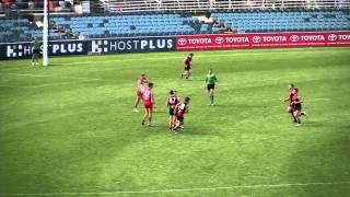 2014 Neafl Round 8 Highlights V Sydney Swans