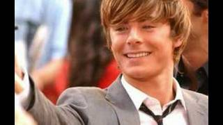 Zac Efron New Zealand Q High School Musical 3 Hairspray