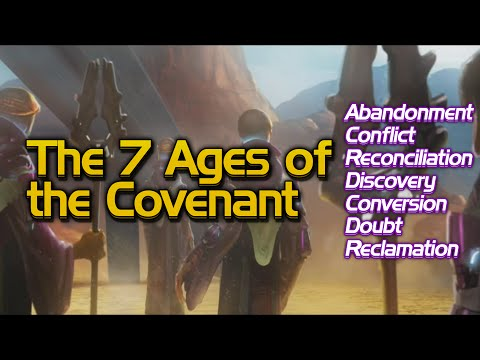 The 7 Ages of the Covenant in detail