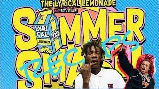 LIL WOP @TRIPPIEREDD set @LYRICAL LEMONADE 2018 SUMMER SMASH