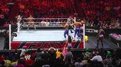 WWE Monday Night Raw En Espanol - Monday, November 12, 2012