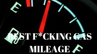How to get BETTER GAS MILEAGE...