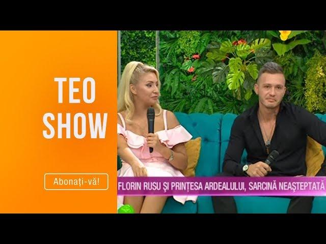 Teo Show (13.09.2019) - SOC, SOC, SOC! Florin Rusu si Printesa Ardealului, sarcina neasteptata!