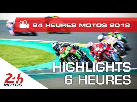 24 Heures Motos 2018 - Les 6 premières heures ! - Highlights