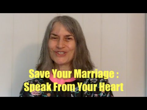 Communication That Saves Your Marriage