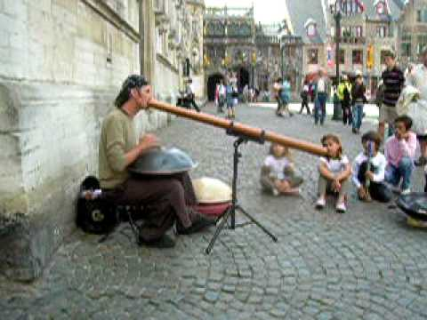 street music belgium