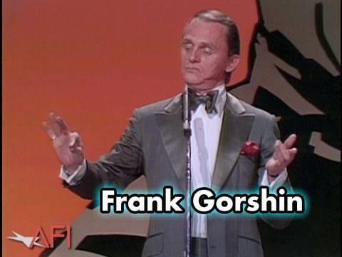 Frank Gorshin's James Cagney Impression at the AFI Life Achievement Award