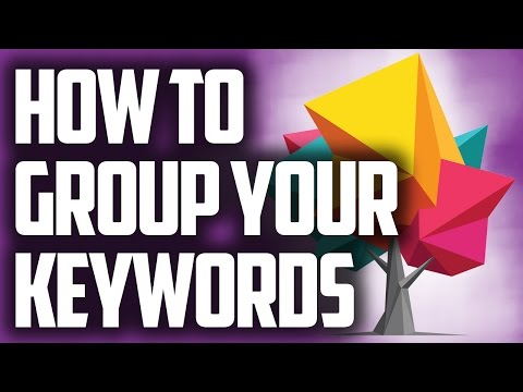 Keyword Grouper Tool - Grouping Keywords - Relevant Groups