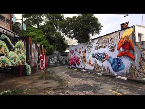 Brazil: A Celebration of Contemporary Culture - Street Art