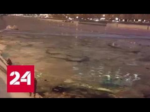 Полицейский и прохожий награждены за спасение девушки из Москвы-реки