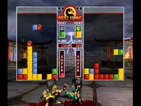 Image result for mortal kombat puzzle kombat