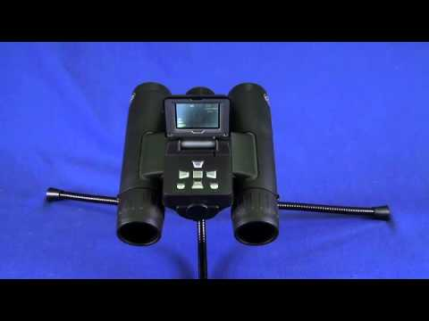 Bushnell 8x30 ImageView 5MP Sync Focus Instant Replay Binoculars video review