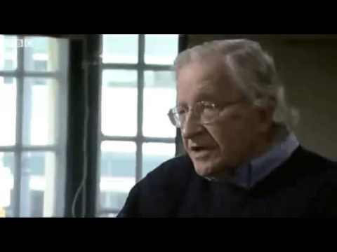 What is Market Efficiency? Noam Chomsky's view