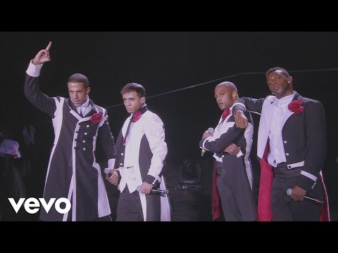 JLS - Beat Again (Live at the 02)