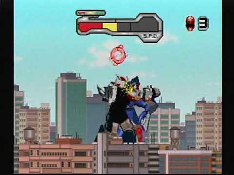 Power Rangers S.P.D. Plug & Play TV Game