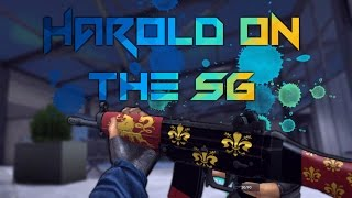 Critical Ops : Herald on the SG